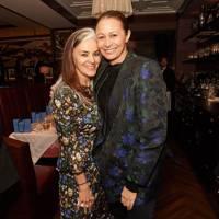 Catherine Hayward and Caroline Rush