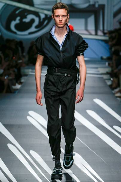 2e4e3d27707 Prada Spring Summer 2018 Menswear show report