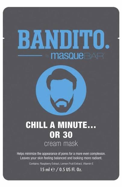 Chill a Minute cream mask by Bandito