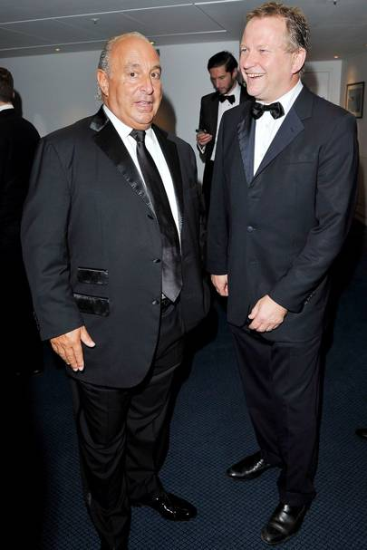 Philip Green and Nick Jones