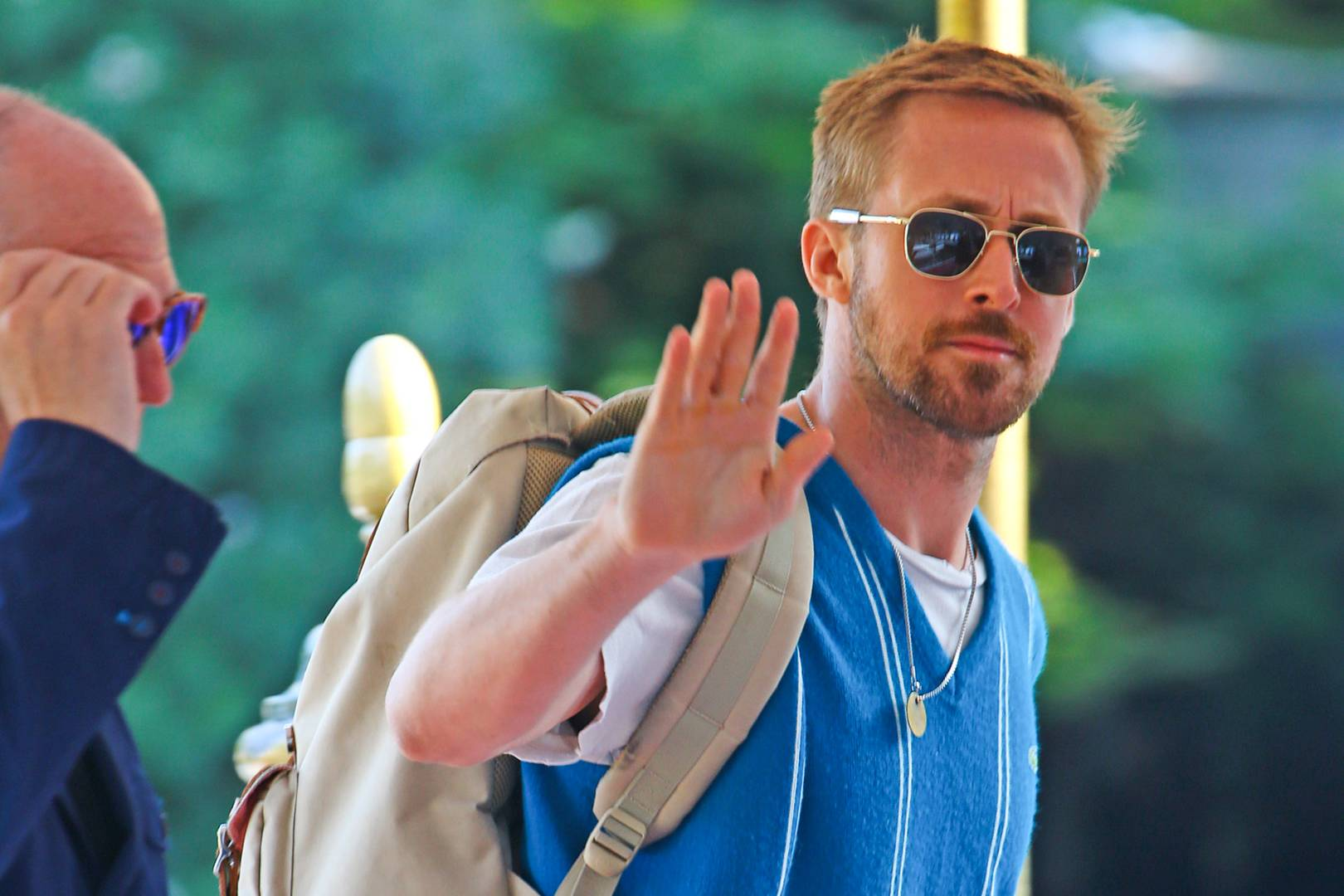 03d92e4d9b Ryan Gosling style  he s making a case for the sweater vest