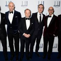 Aidan Turner, Mark Strong, Toby Jones, James Nesbitt, Stanley Tucci and Joe Cole