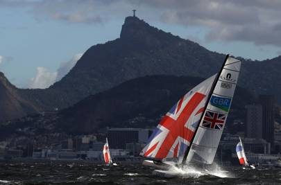 Sailing – Olympics: Day 6