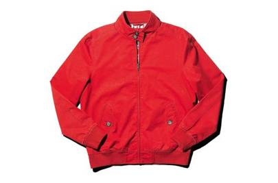 Harrington jacket by Burton