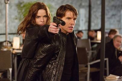 Tom Cruise is the action man. Here's his top films to add to your watch mission this weekend