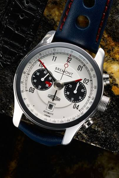 Jaguar II White by Bremont