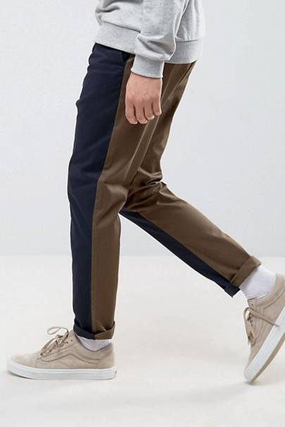 ASOS cut and sew trousers