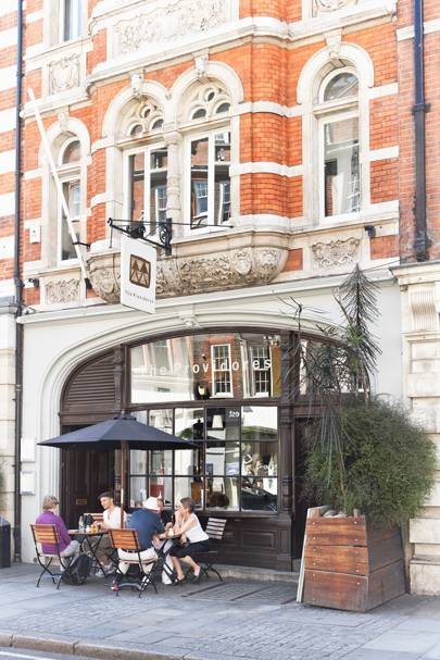 The Providores Is A Light Bright And Stylish Dining Room With Comfortable But Sophisticated Atmosphere Menu Features Western Breakfast Classics