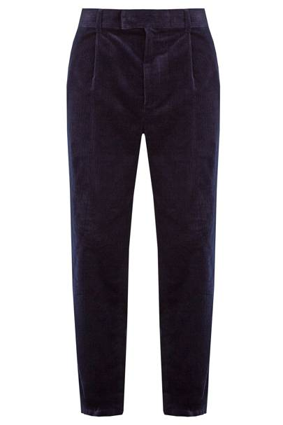 Corduroy trousers by Raey
