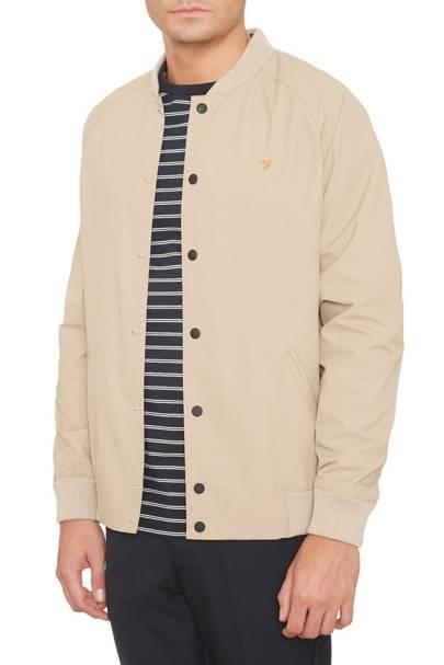 Farah 'Bellinger' bomber jacket