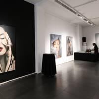 Mike Dargas Exhibition Private Viewing at Opera Gallery, London