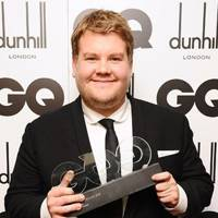 Comedian: James Corden