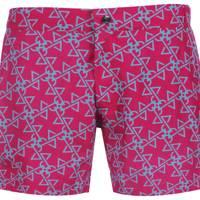 Signature Pop Pink Shorts by Pratt London