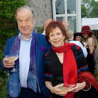 John Mills and Marjorie Wallace