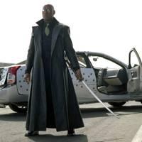 Morpheus in The Matrix (1999)