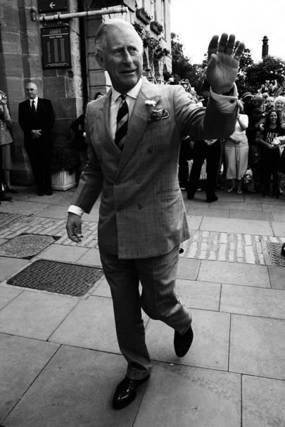 7. HRH Prince Charles