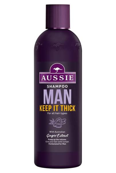 Keep It Thick shampoo by Aussie