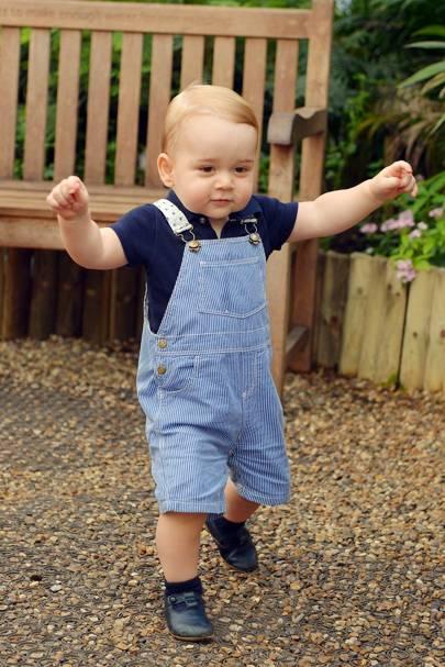 49. HRH Prince George