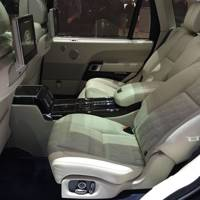 Land Rover Autobiography SVO interior
