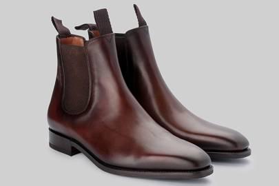 Christian Kimber 'Yering' Chelsea boots