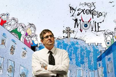 Louis Theroux: My Scientology Movie (widely available to buy/rent)