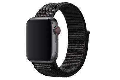 Apple Black Sport Loop