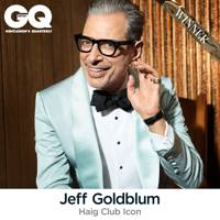 Jeff Goldblum - Haig Club Icon