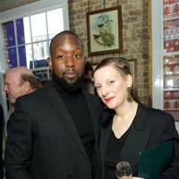 Dumi Oburota and Lou Dalton