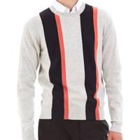 Lanvin patchwork jumper