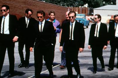Last-minute Halloween costume: Reservoir Dogs