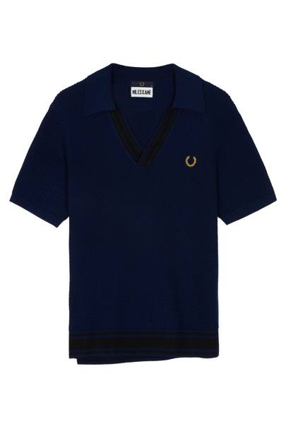 Polo shirt by Miles Kane x Fred Perry