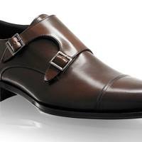 Monk Strap Shoes by Russell & Bromley