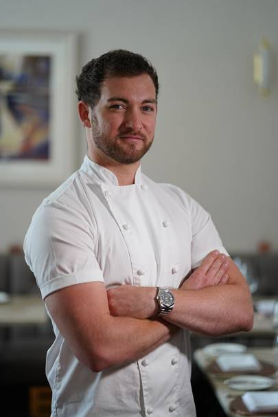 Michael Carr from Restaurant 92 in London