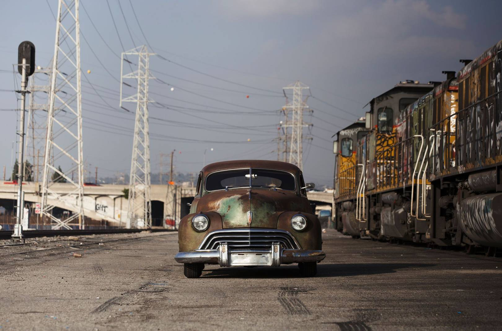 Icon Derelict Cars Are The Automotive Trend Nobody Expected British Gq Old Buick Parts Suppliers