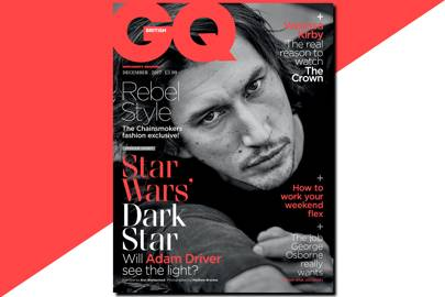Adam Driver May Have Revealed 'Last Jedi' Spoiler in 'British GQ'