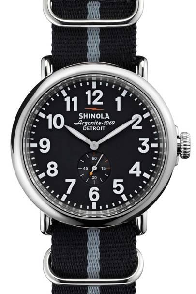 Shinola 'Runwell' 47mm