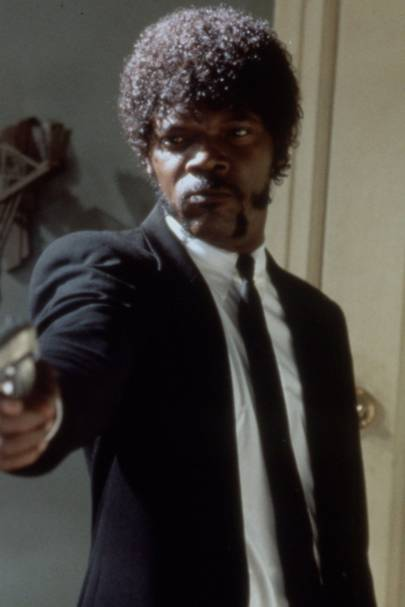 Last-minute Halloween costume: Jules Winnfield (Pulp Fiction)