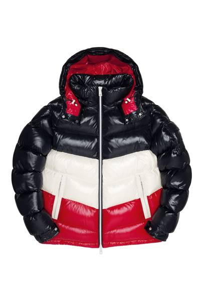 Jacket by KITH x Moncler, £845.