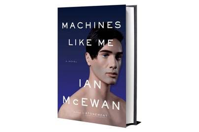 Ian McEwan travels back to an alternate timeline with Machines Like Me