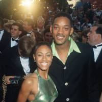 4. Going for gold? No, green, at the 1997 Oscars