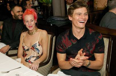 Elgar Johnson, Katie Eary and Oliver Cheshire