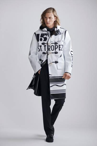 18f5b1fb9 Ralph Lauren Spring Summer 2019 Menswear show report