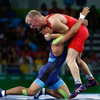 Olympics Day 9: Wrestling