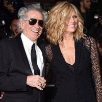 Keith-Richards Patti-Hansen
