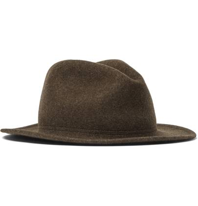 Lock & Co Hatters trilby hat
