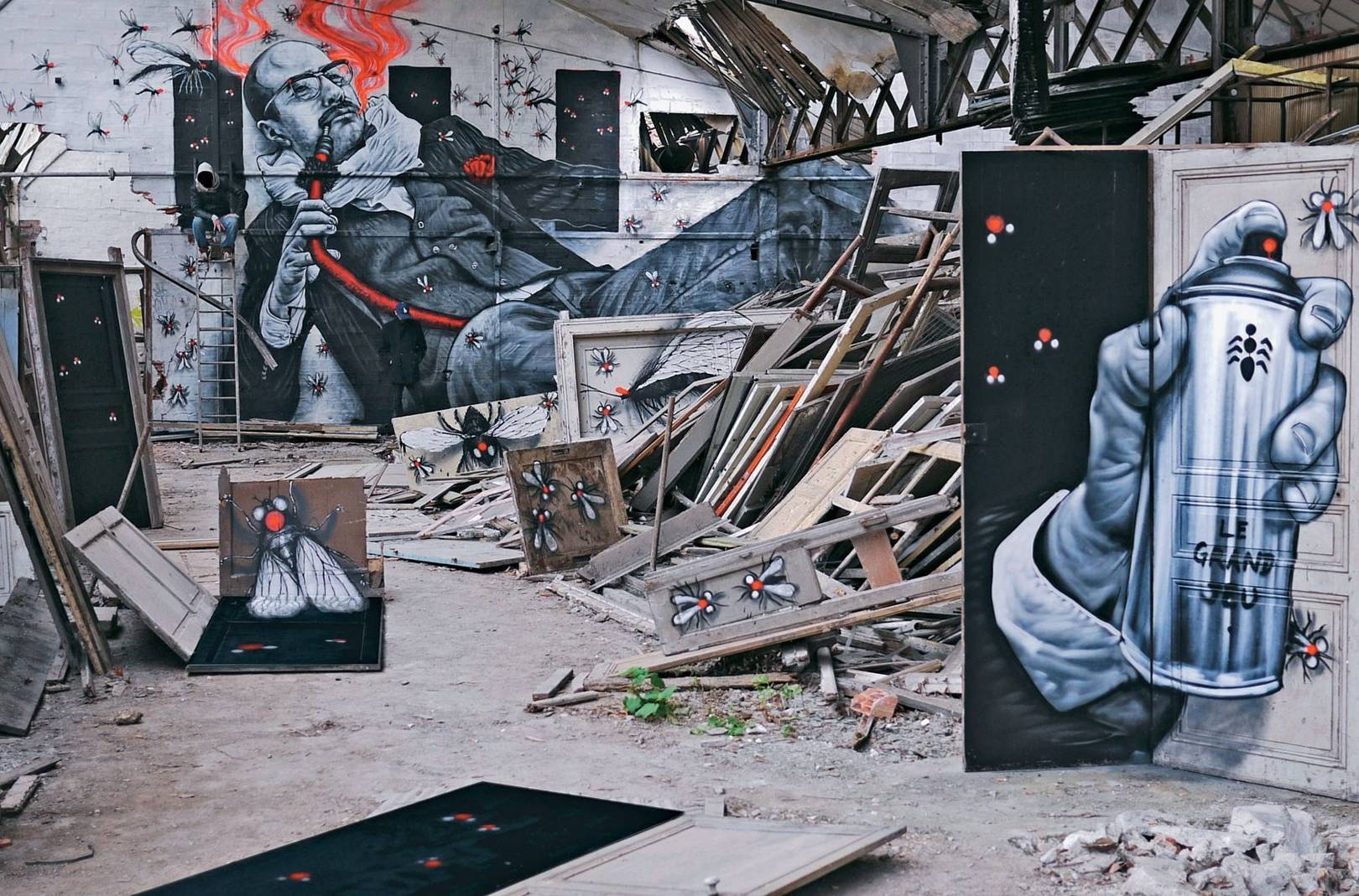 Forget banksy here are the worlds 15 best street artists british gq