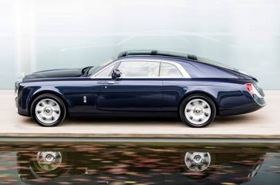 One-off Rolls-Royce Sweptail harks back to classic 1920s design