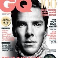Benedict Cumberbatch - January 2014