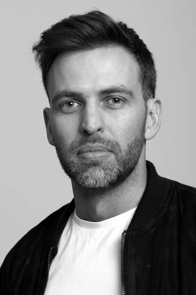 5 | Keith Waterfield, GQ Art Director