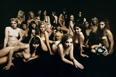 Jimi Hendrix Experience Electric Ladyland Album Cover